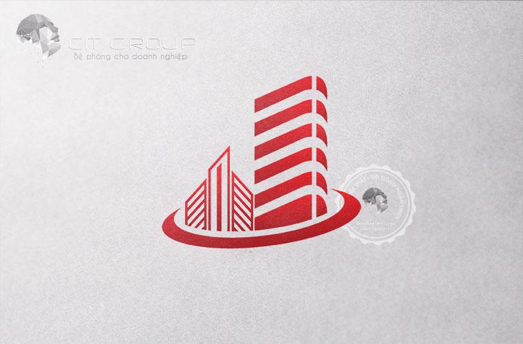 Thiết kế logo AIC