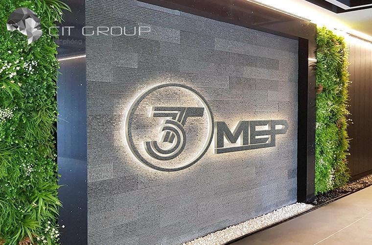 Thiết kế logo 3T MEP