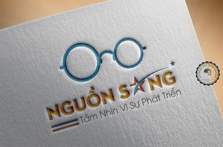 Thiết kế logo cửa hàng mắt kinh