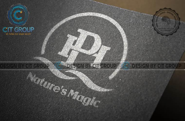 Mẫu logo mỹ phẩm đẹp
