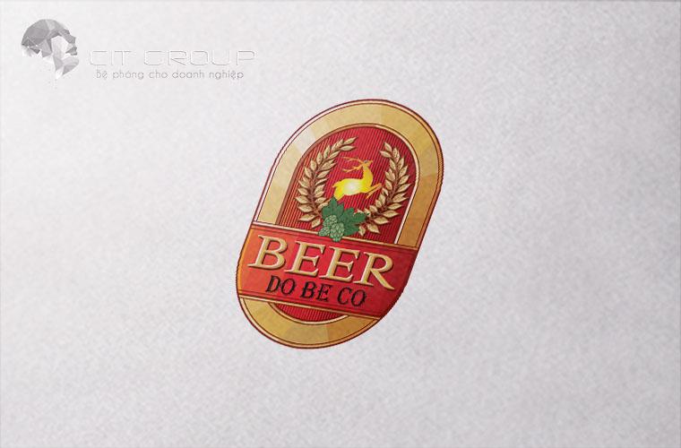 Thiết kế logo bia đồng nai