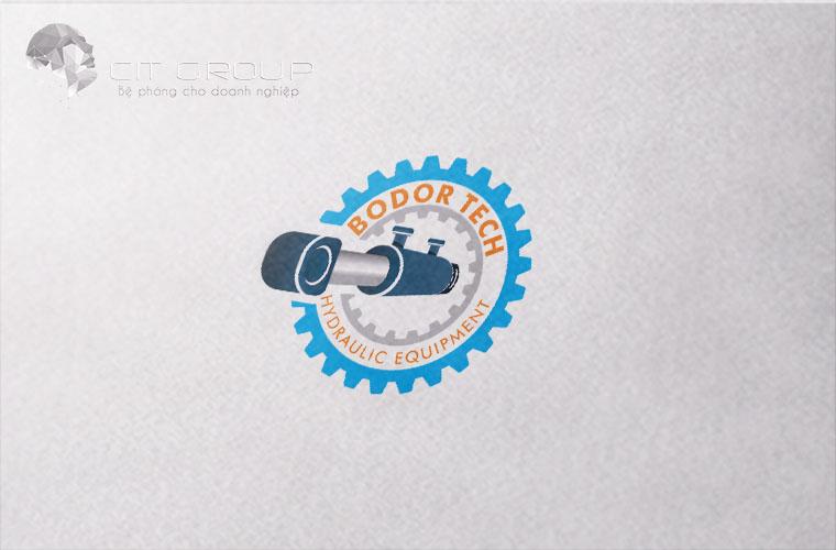Thiết kế logo công ty BOdor