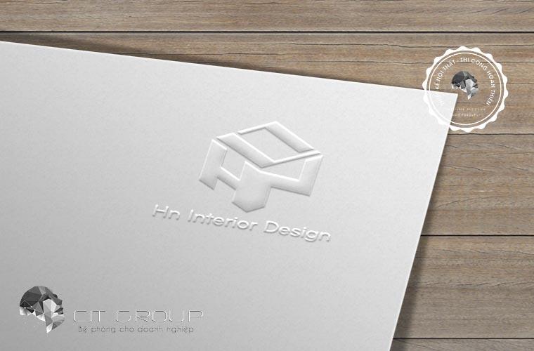 Thiết kế logo công ty HN Decor