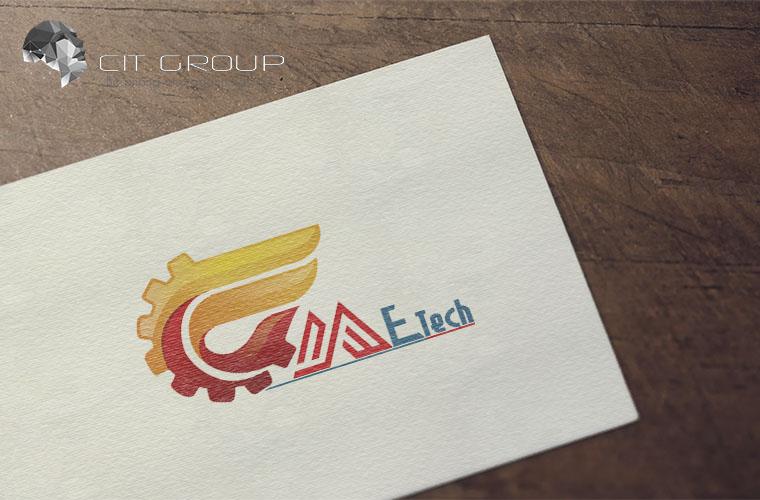 Thiết kế logo công ty CMTech