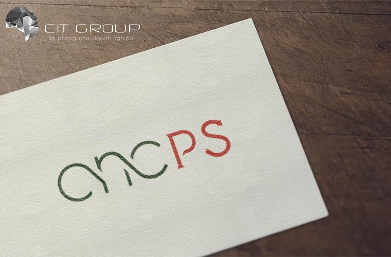 Thiết kế logo công ty CNCPS