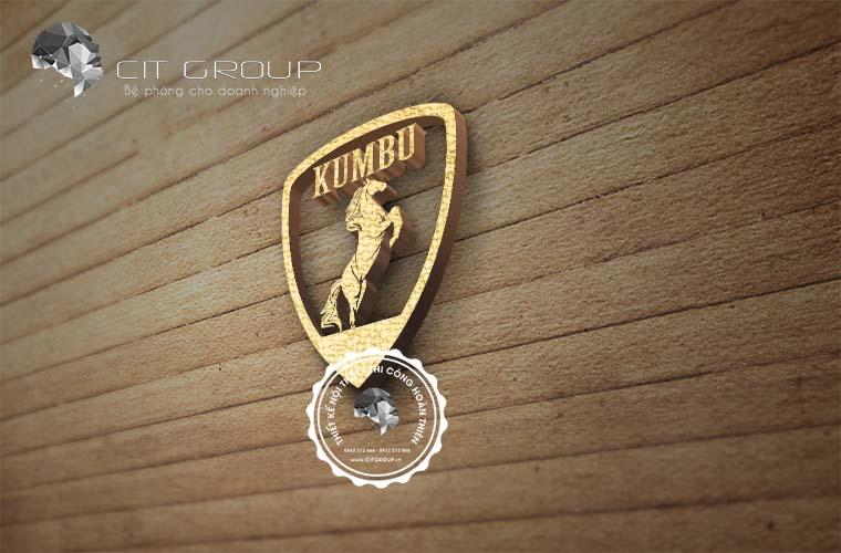 Thiết kế logo công ty KUMBU