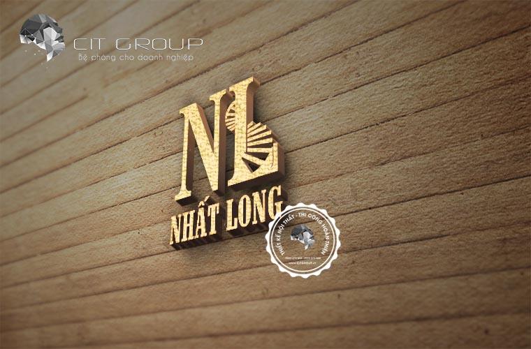 Thiết kế logo công ty Nhất Long