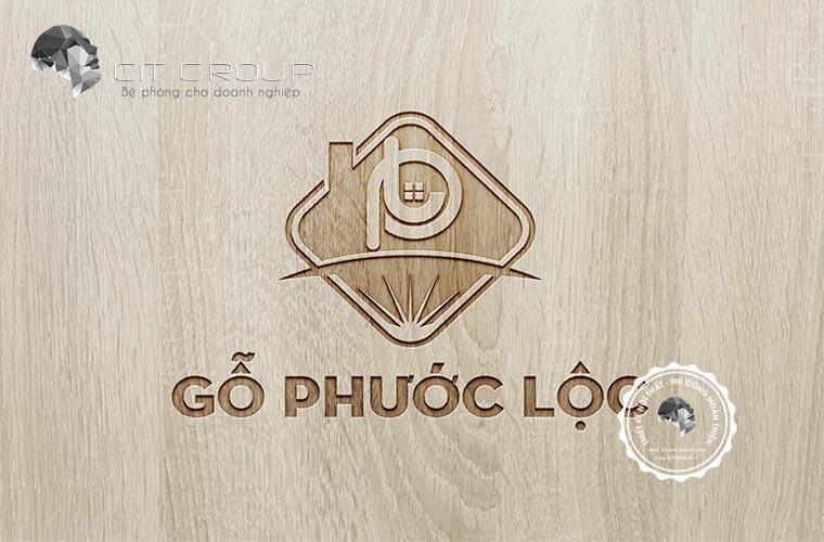 Thiết kế logo công ty Phước Lộc