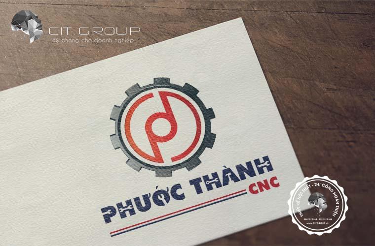 Thiết kế logo công ty Phước Thành