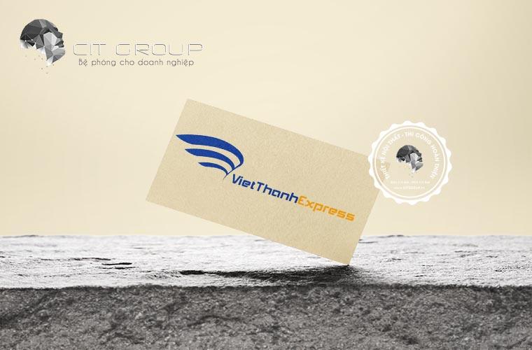 Thiết kế logo công ty Việt Thanh
