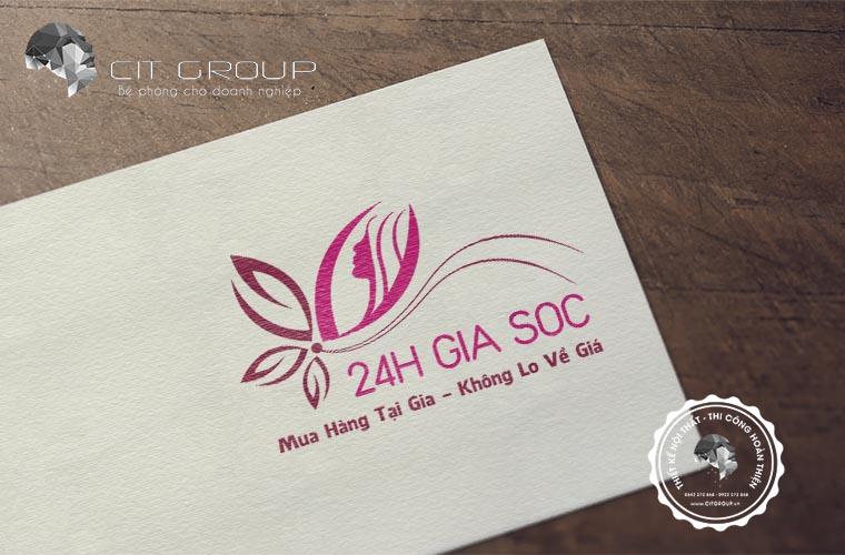 Thiết kế logo công ty 24h giá sốc