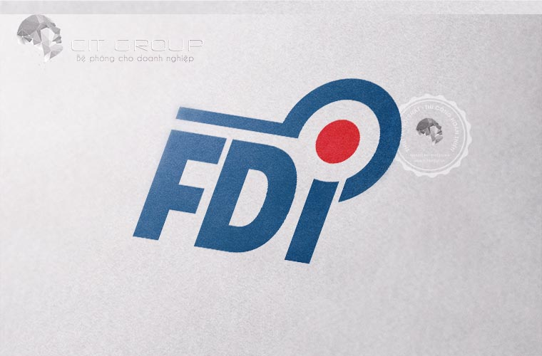 Thiết kế logo công ty FDI Solutions