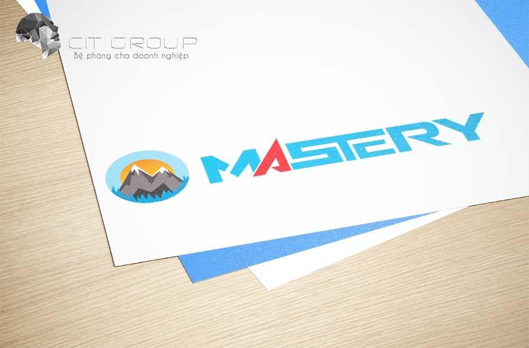 Thiết kế logo công ty Hoàng Ngân