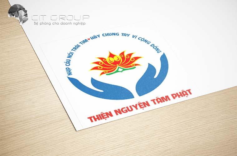 Thiết kế logo hội thiện nguyện