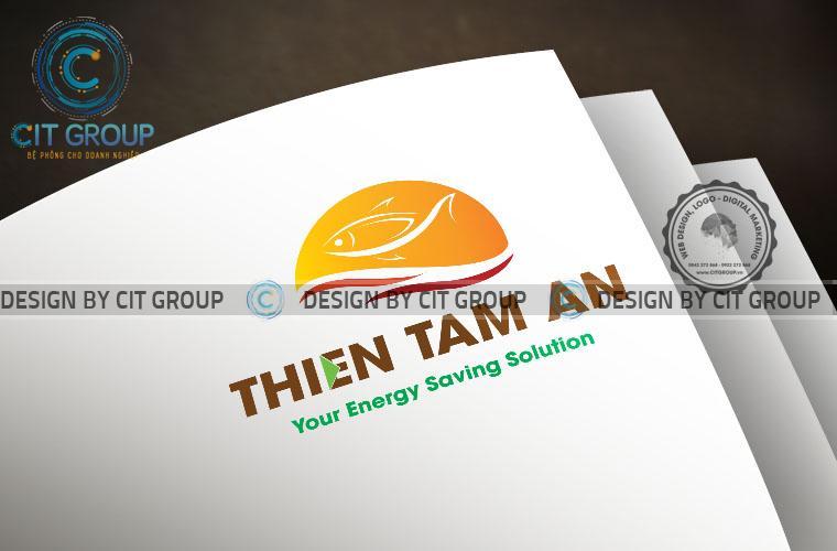 Mẫu logo công ty chuyên nghiệp