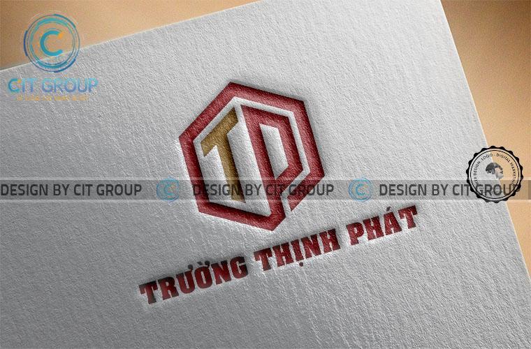 Logo công ty Trường Thành Phát