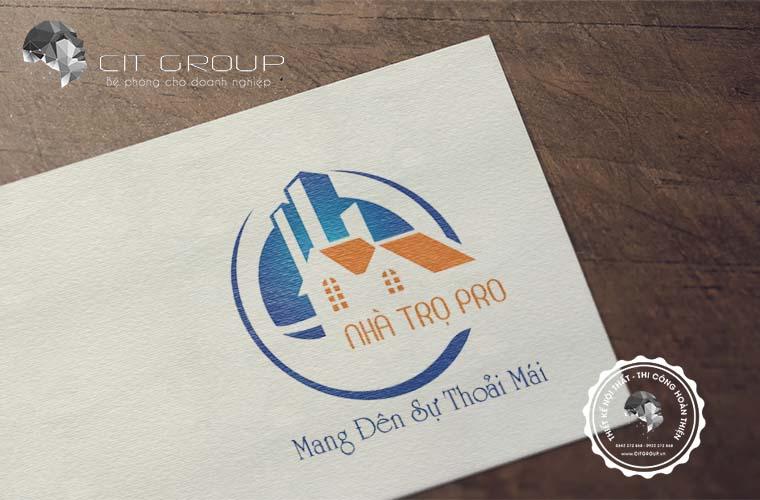Thiết kế logo công ty Thái Bình Dương