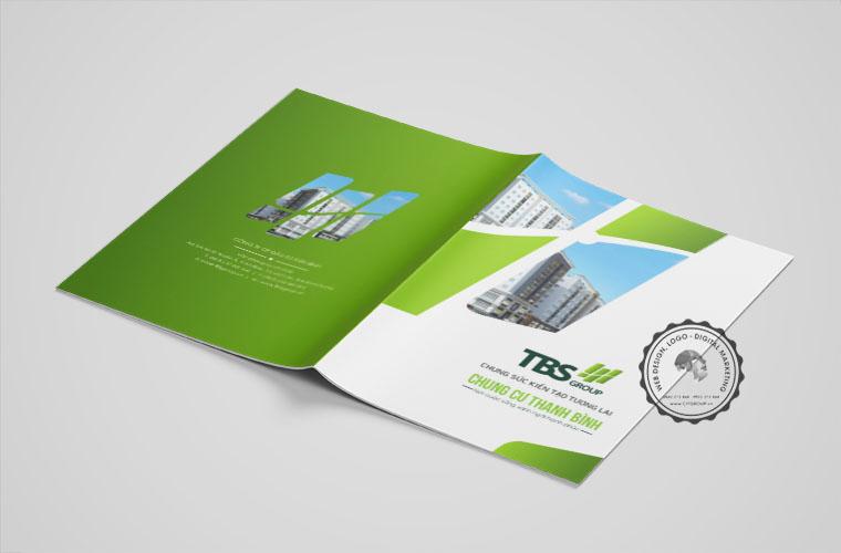 Catalog giới thiệu bất động sản TBS