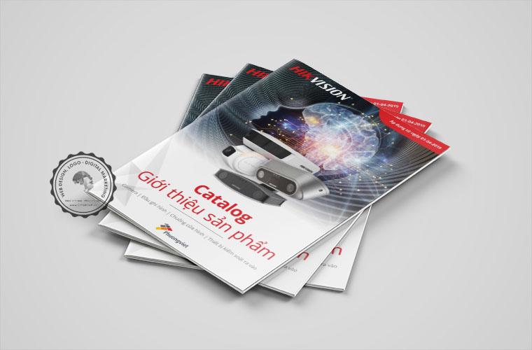 Thiết kế catalogue sản phẩm công ty Phương Việt