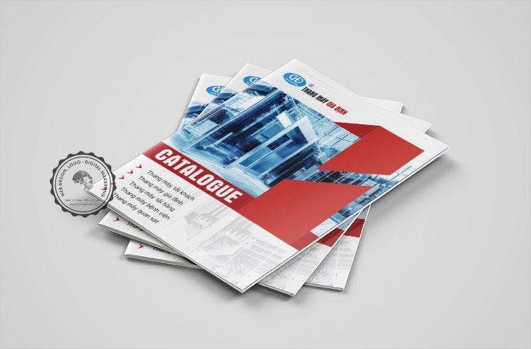 Mẫu catalogue công ty thiết bị Gia Định