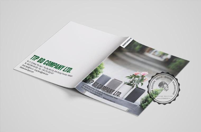 Catalogue giới thiệu sản phẩm công ty TTP