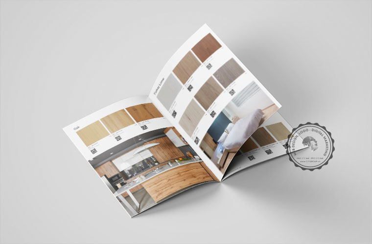 Thiết kế Catalog công ty nội thất gỗ An Cường