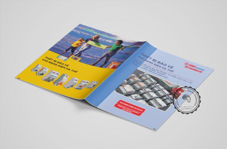 Catalogue công ty thiết bị điện SINO