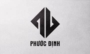 Thiết kế logo thời trang Phước Đinh