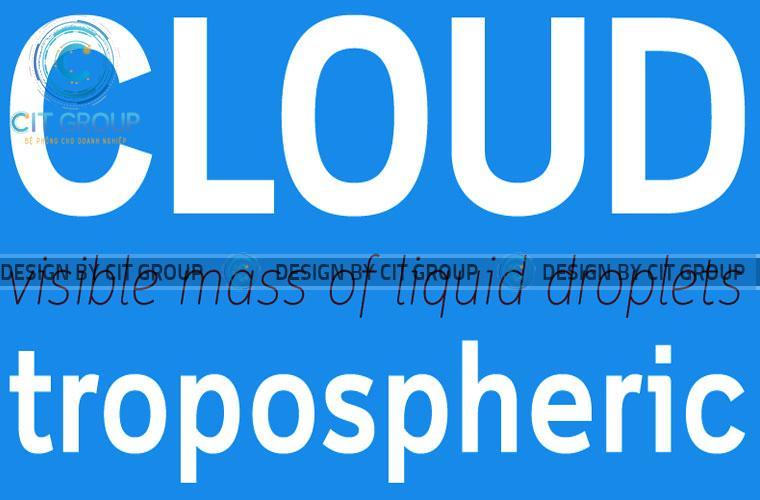 Font chữ logo