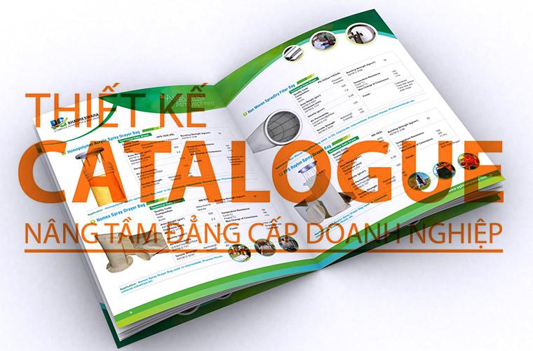 Cách thiết kế catalog đẹp tại Biên Hòa