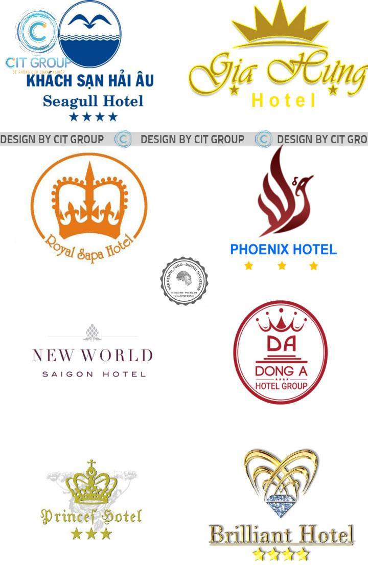 Logo nhà hàng khách sạn