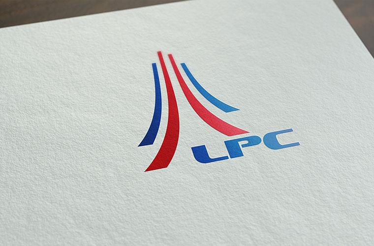 Thiết kế bộ nhận diện thương hiệu công ty xây dựng LPC