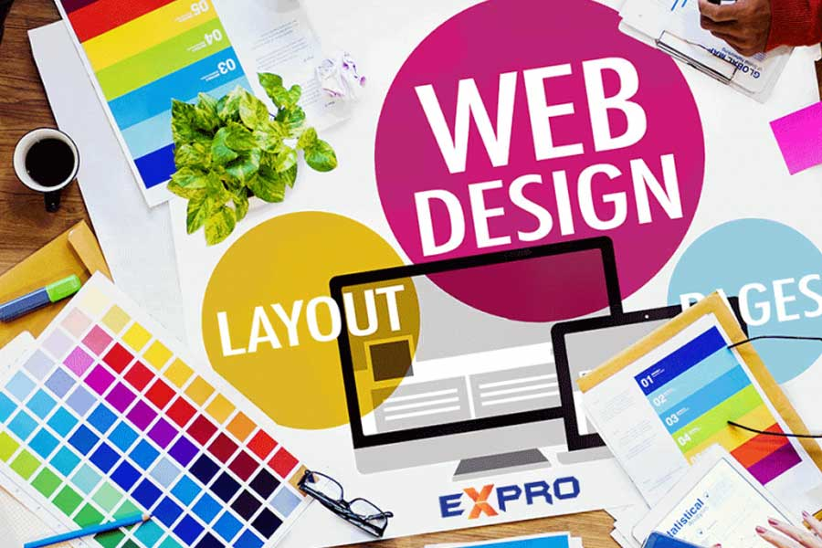 Dịch vụ thiết kế website tại Bình dương